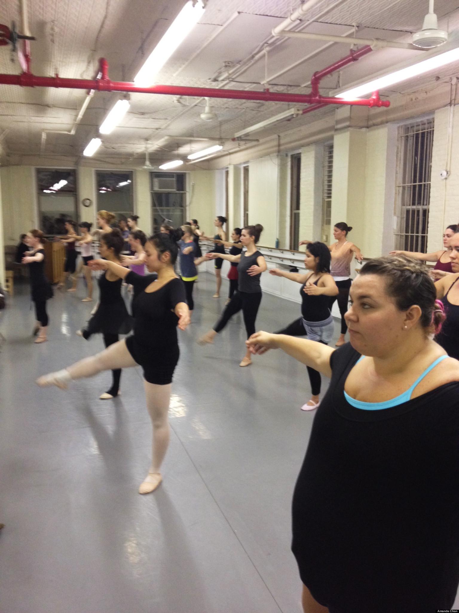 Beginning Ballet For Adults 62