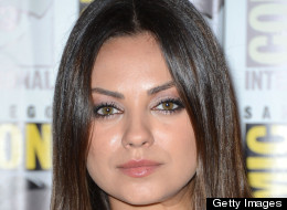 Mila Kunis Fifty Shades Of Grey
