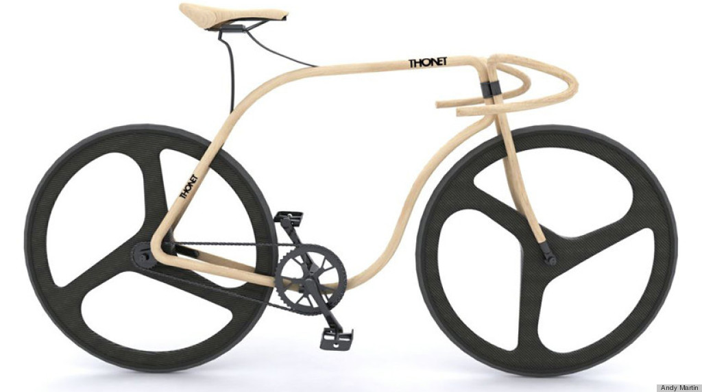 thonet bicycle
