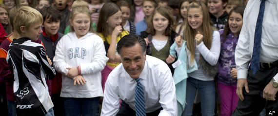 Mitt Romney Virginia