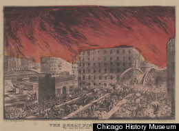 Great Chicago Fire Photos