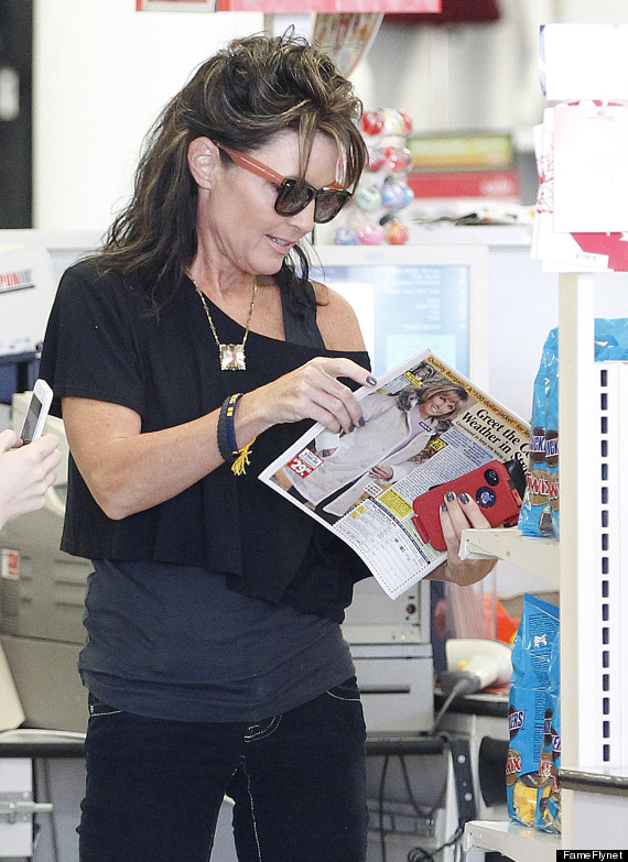 sarah palin national enquirer