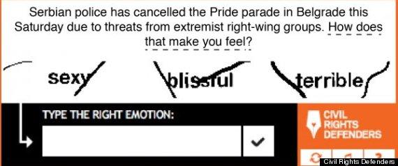 EMPATHY CAPTCHA