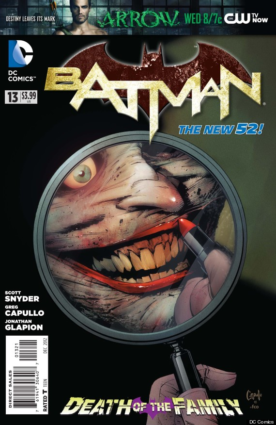 new batman cover