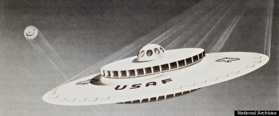 Airforceflyingsaucer