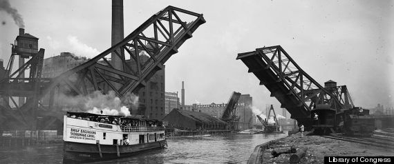 Chicago Drawbridges