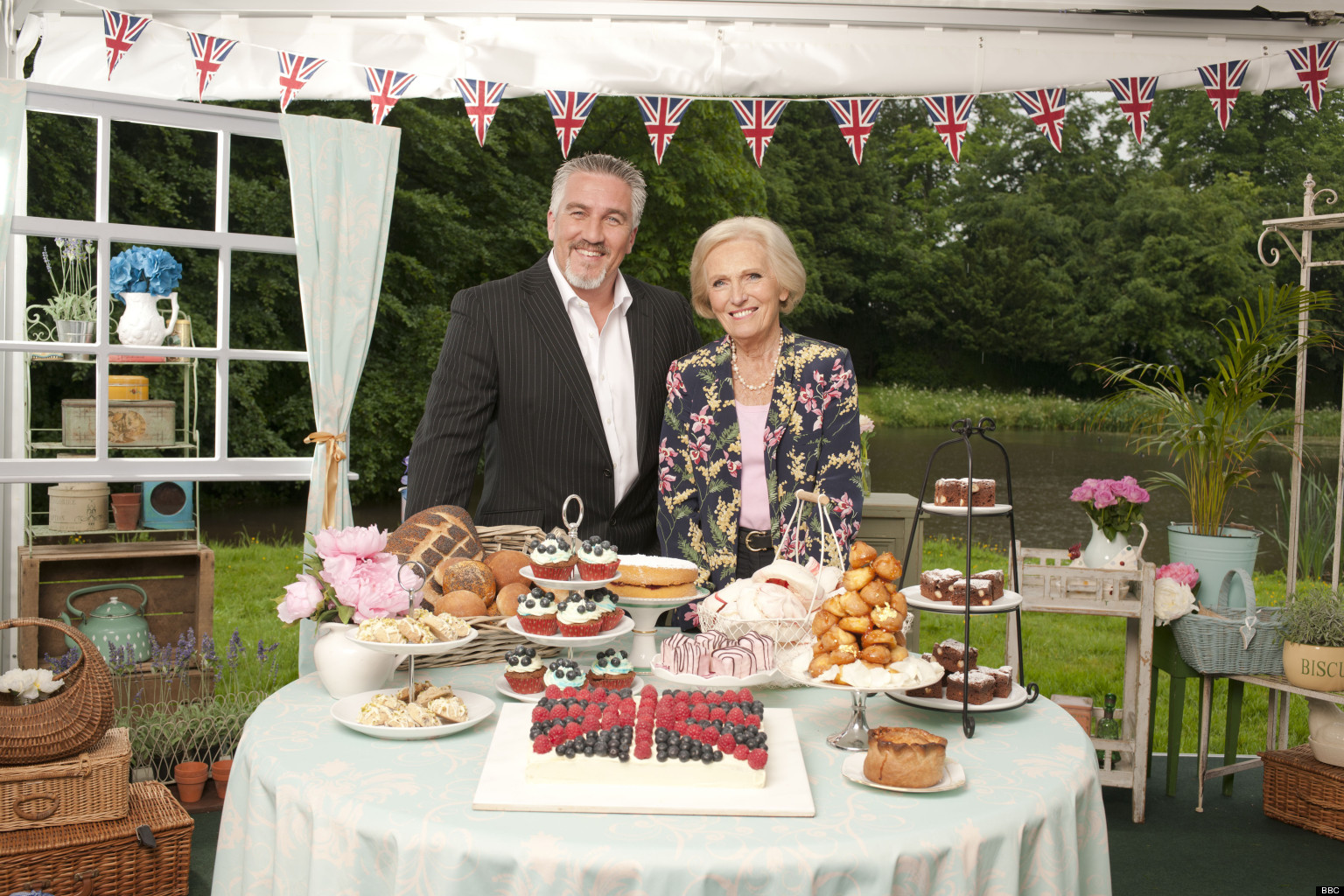 'Great British Bake Off' Spin-Off: Paul Hollywood To Get ...