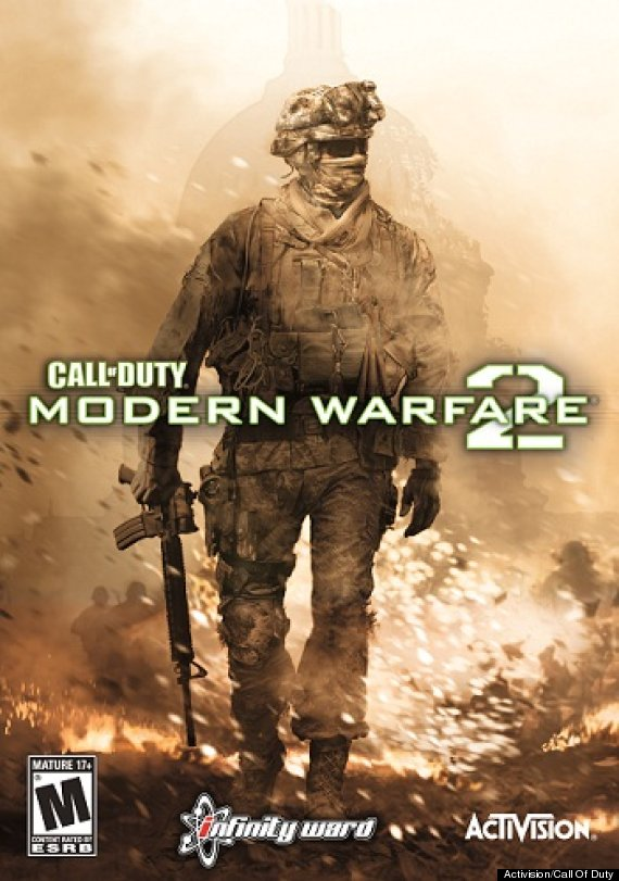 modern warfare cover
