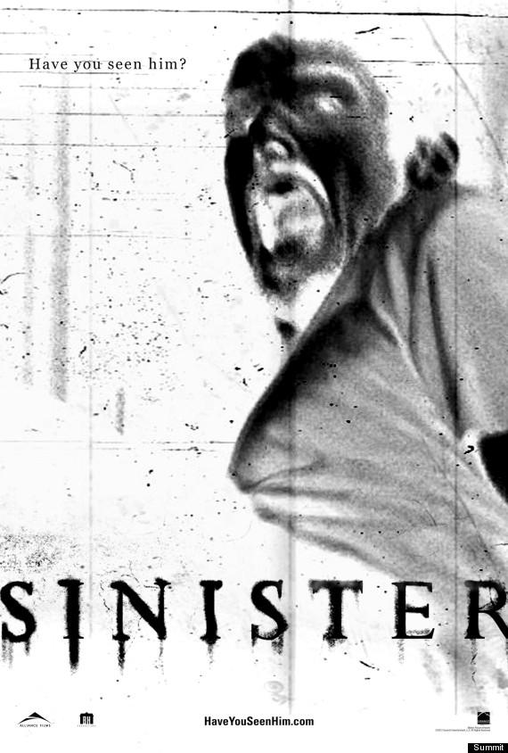 sinister poster