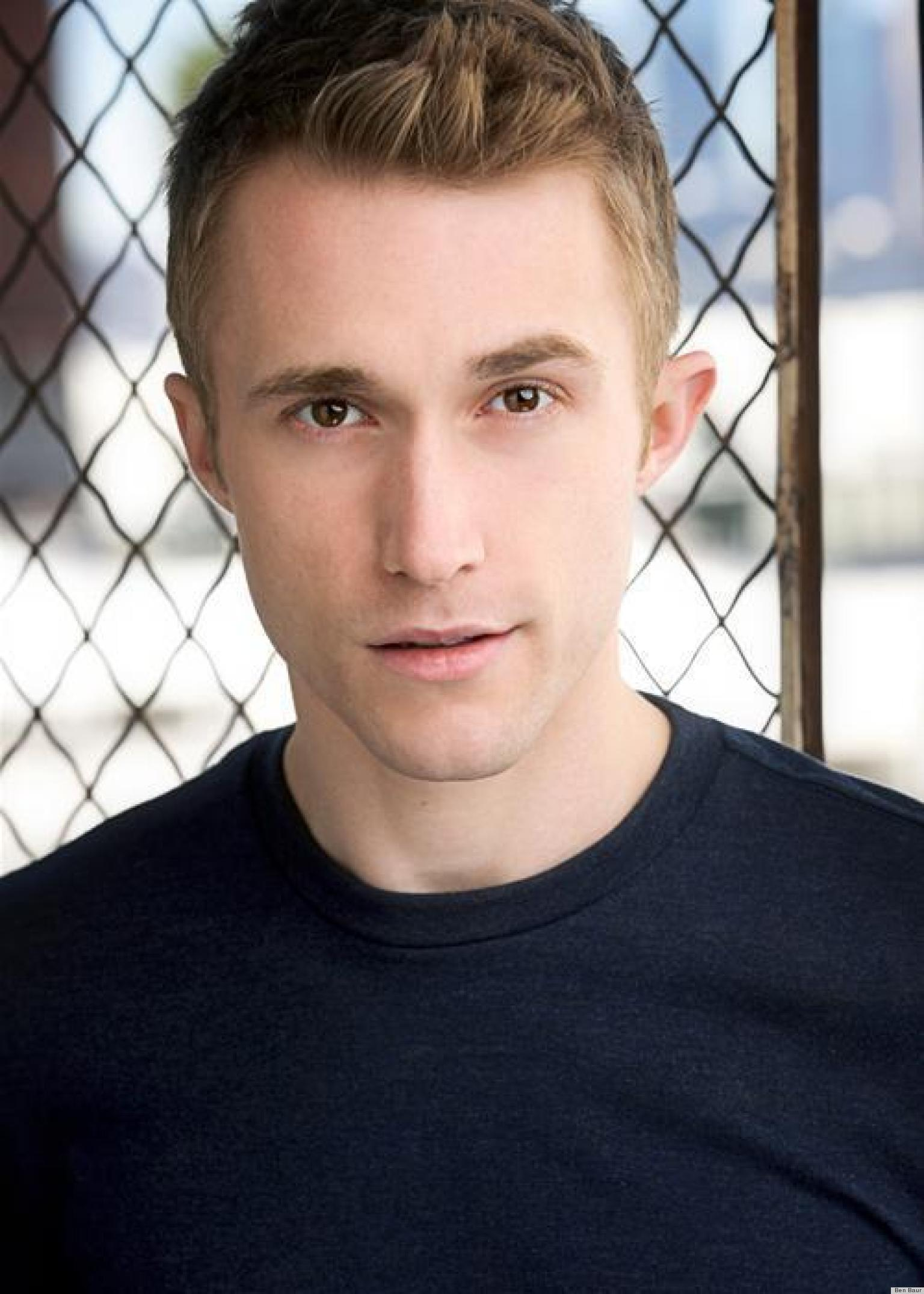Being An Out Gay Actor Video Ben Baur