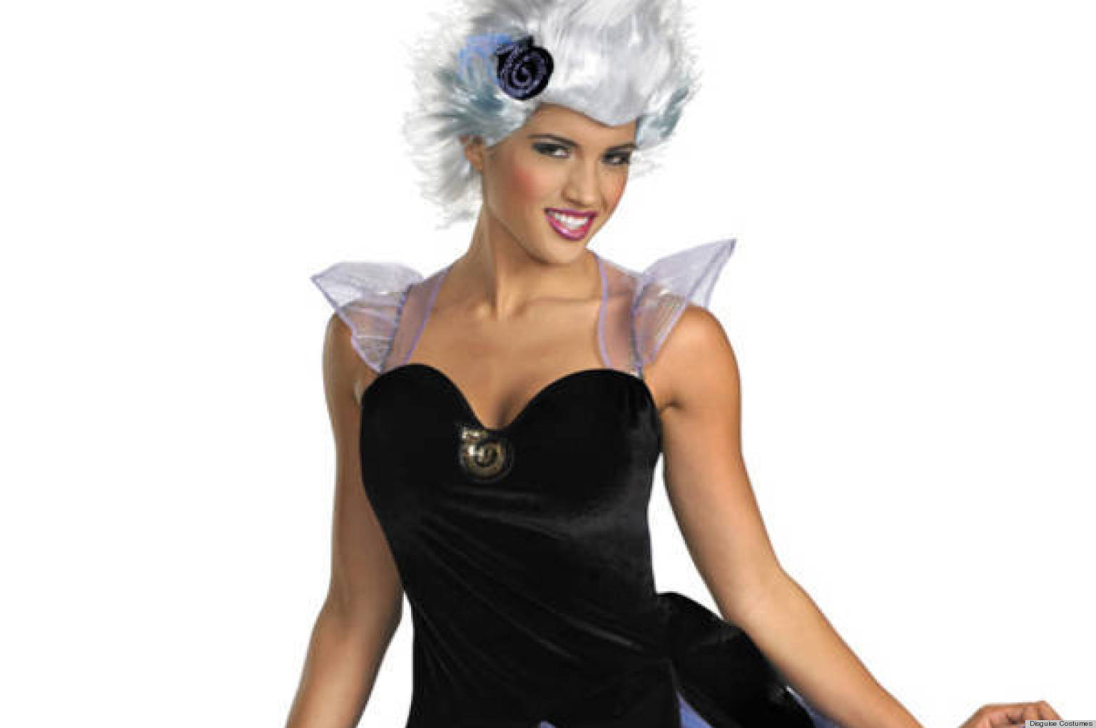 Sassy Ursula' Halloween Costume Sparks Controversy Over Plus Sizes ...