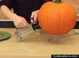 Amazing Fall Party Trick: The Pumpkin Keg