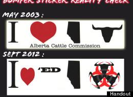 I <i>Loved</i> Alberta Beef?