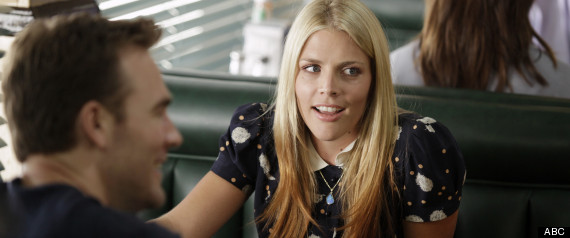 Dawsons Creek Reunion Busy Philipps James Van Der