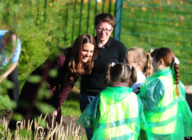 kate middleton newcastle