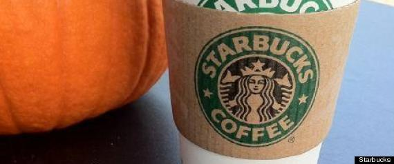 Starbucks Pumpkin Spice Latte Shortage