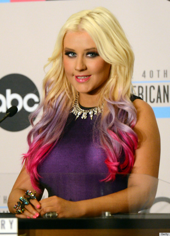 Does Christina Aguilera Need A Makeover Photos Huffpost