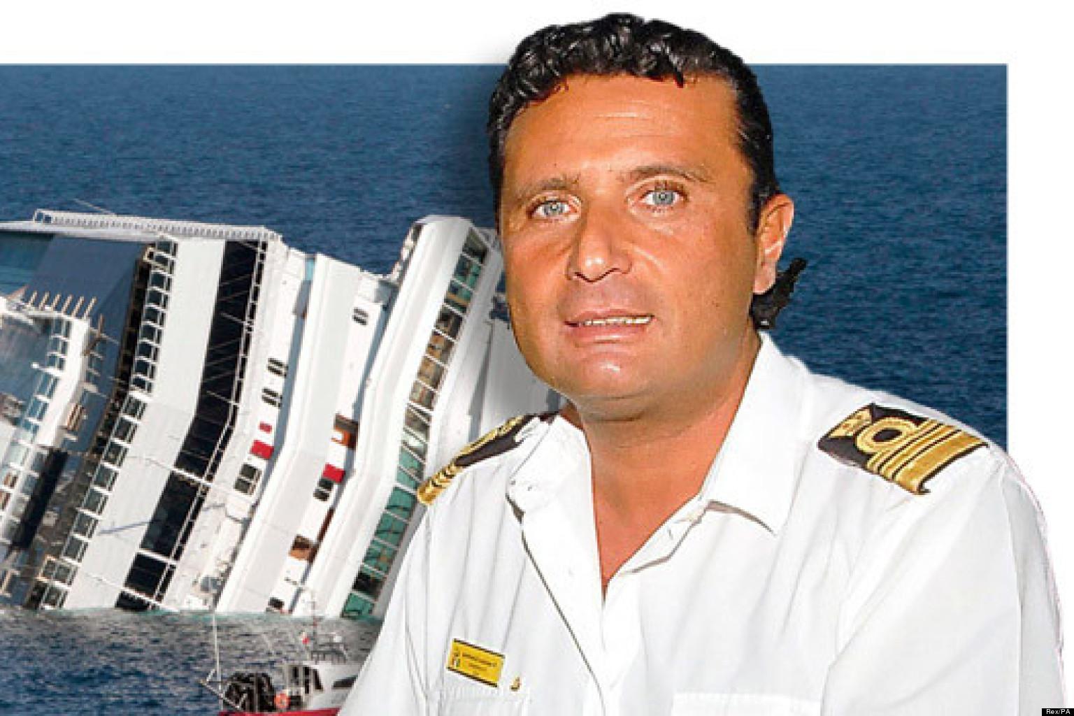 Costa Concordia Captai...
