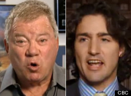 Shatner To Trudeau: You're Doing It Wrong
