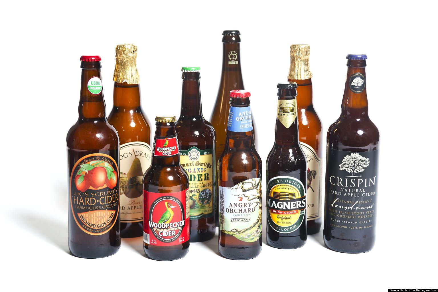 Strong Cider Brands The Best Hard Cider Brands