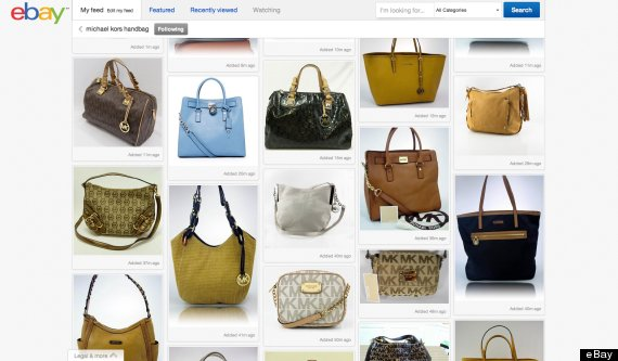 New Ebay Design Auction Sites Fresh Look Comes With A News Feed
