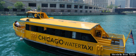 WENDELLA CHICAGO WATER TAXI