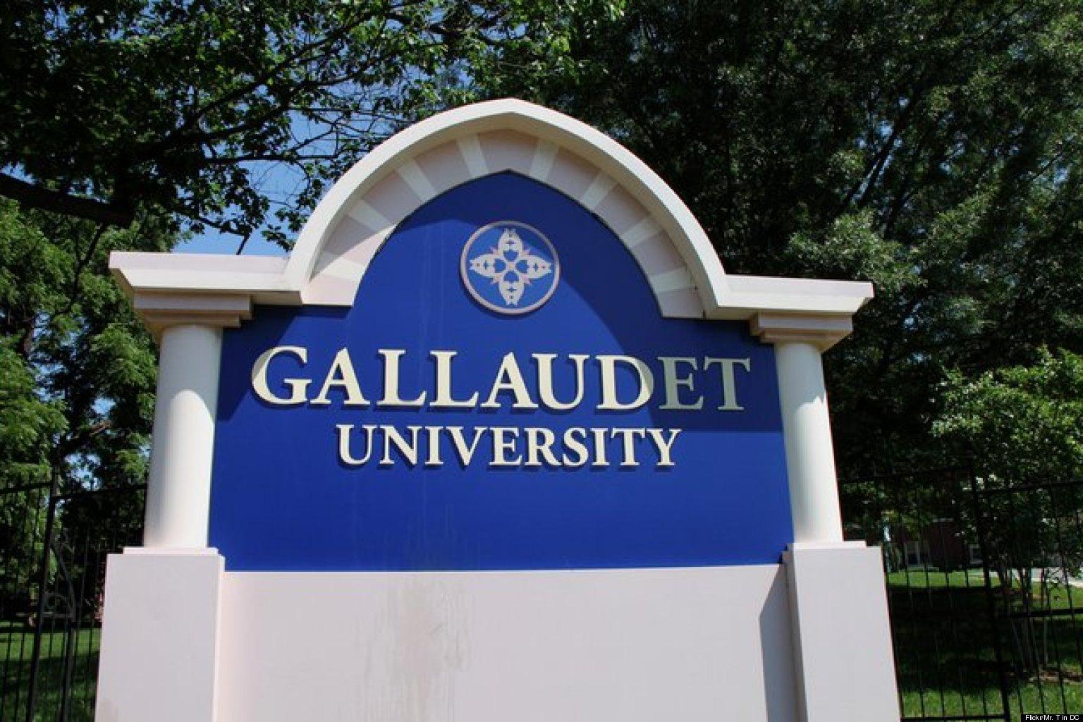 Angela McCaskill, Gallaudet University Chief Diversity ... - photo#2