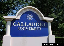 Gallaudet Gay Marriage Petition