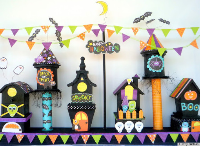 halloween decorations that are hot on pinterest an adorable haunted