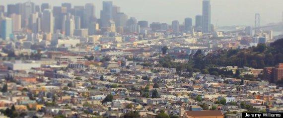 SAN FRANCISCO TIMELAPSE