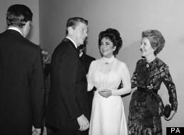 Did Liz Seduce Ronald Reagan?