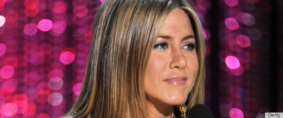 JENNIFER ANISTON LIVING PROOF