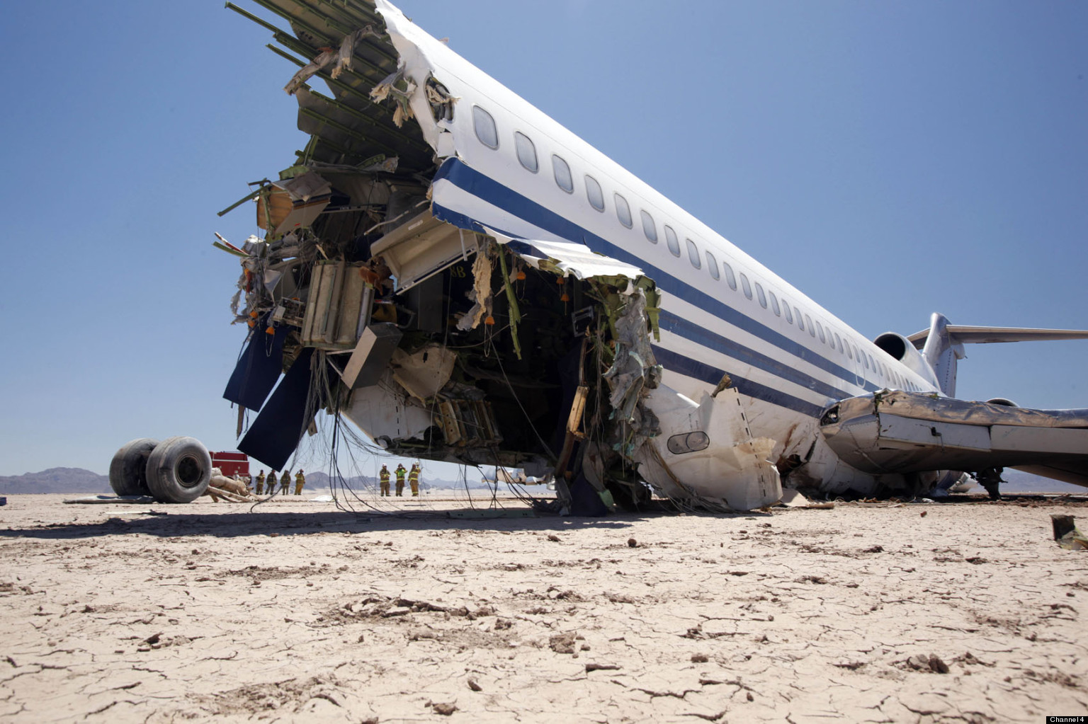 Channel 4's Plane Crash Documentary 'Is About Science, Not ...