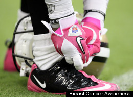 Football Team Bans Pink