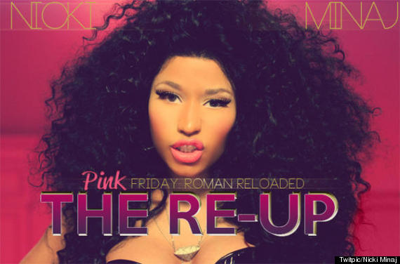 nicki minaj re up
