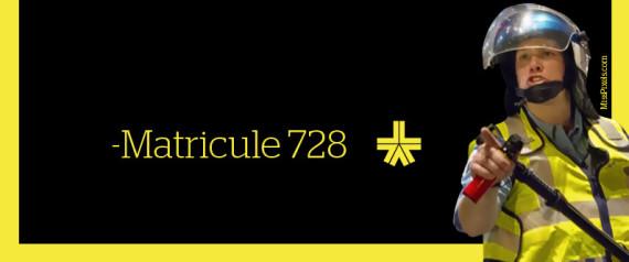 MATRICULE 728 MEMES