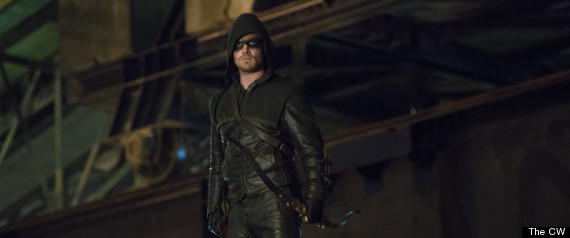 ARROW RATINGS SERIES PREMIERE
