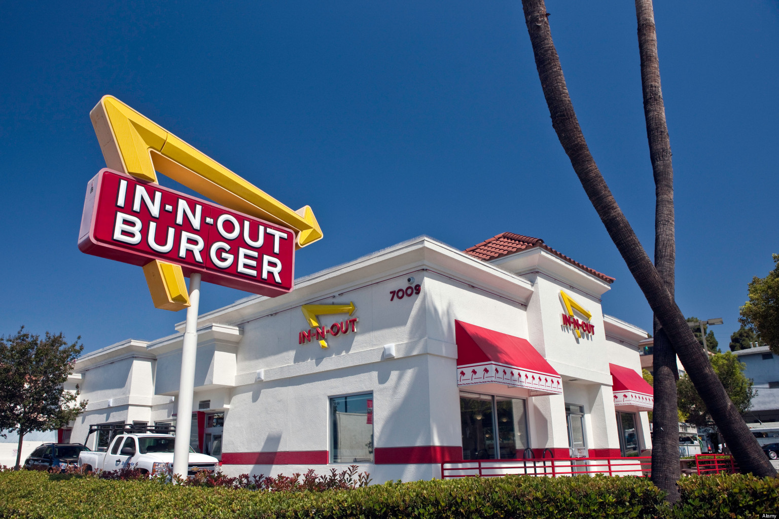 In-N-Out Burger, Los Angeles