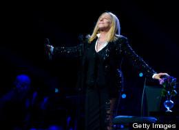 Barbra Streisand Dings Romney At New York Concert