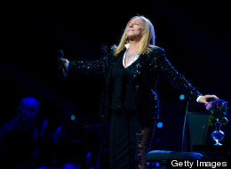Barbra Streisand Dings Romney At New York Concert