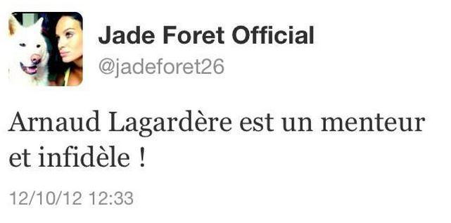 capture tweet jade forest