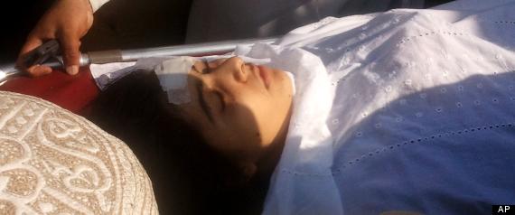 TALIBAN HIT SQUAD PAKISTAN GIRL