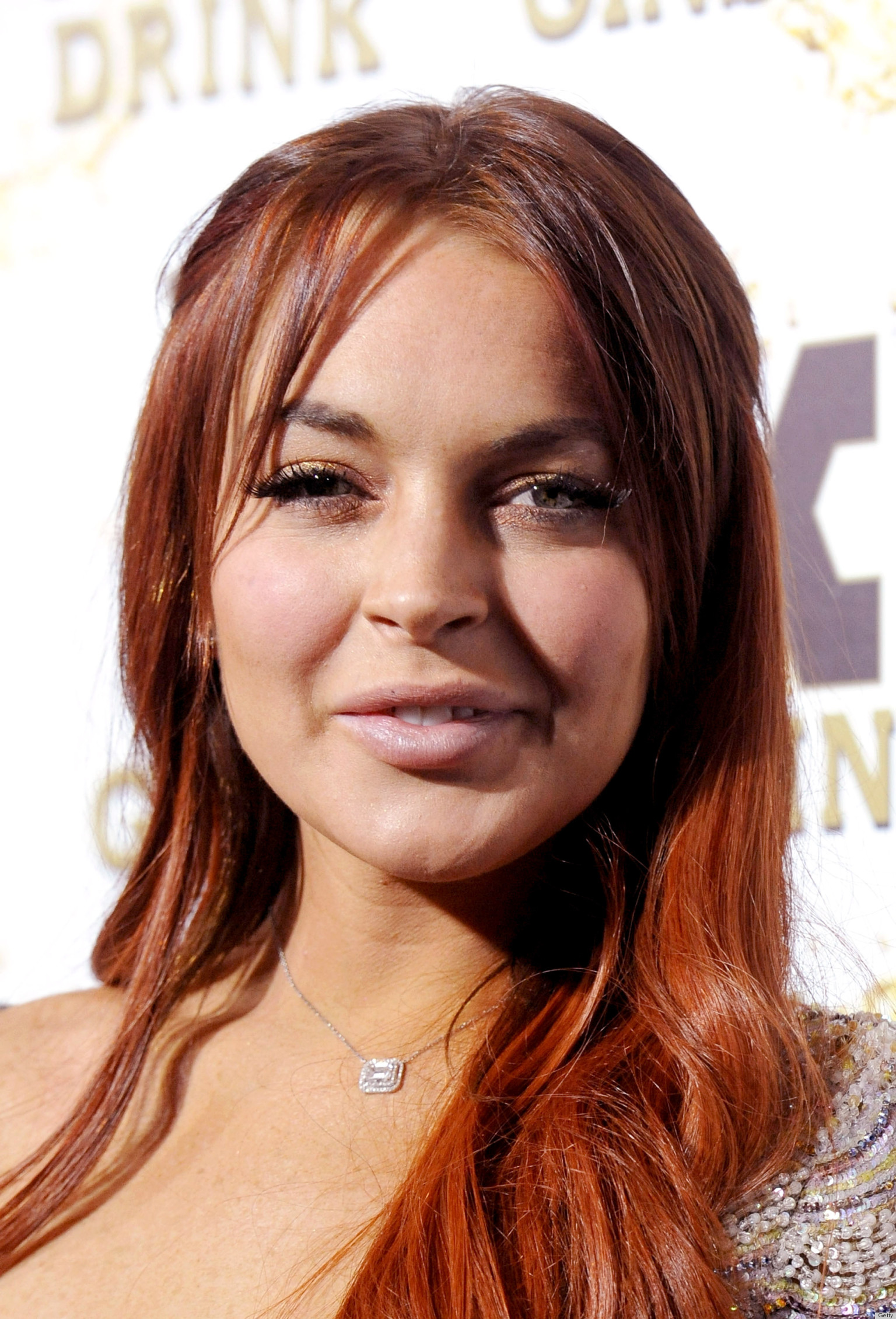 Lindsay Lohan S Red Hair Is All Wrong Photos