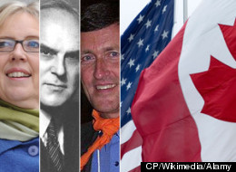 Canadian Politicians Born Us