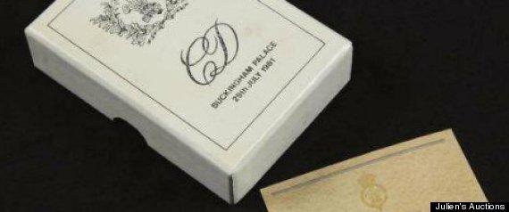 WEDDING CAKE AUCTION