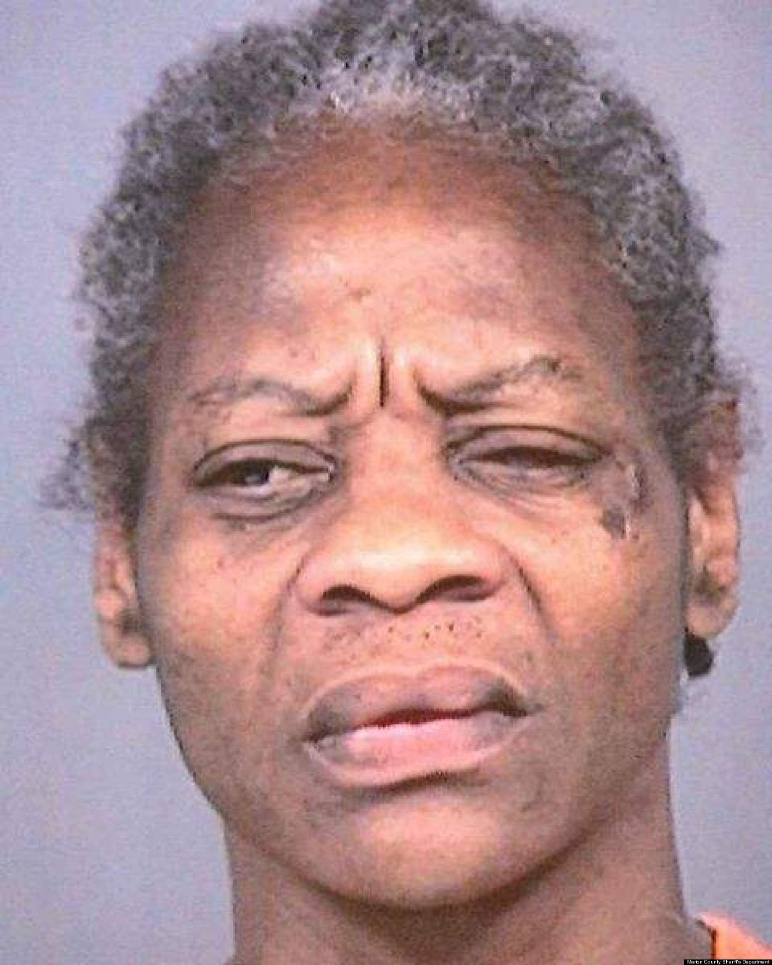 grandmother nude Naked Grandma Jacqueline Burse Arrested, Allegedly Offers Sexual Favors to  Officers | HuffPost
