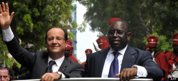 hollande visite afrique