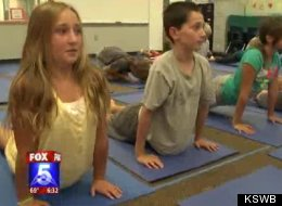 Encinitas Union School Yoga