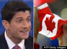 Paul Ryan Canada Tax