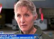 Col. Jeannie Flynn Leavitt, First Female Fighter Pilot, Tells Martha Raddatz How She Did It